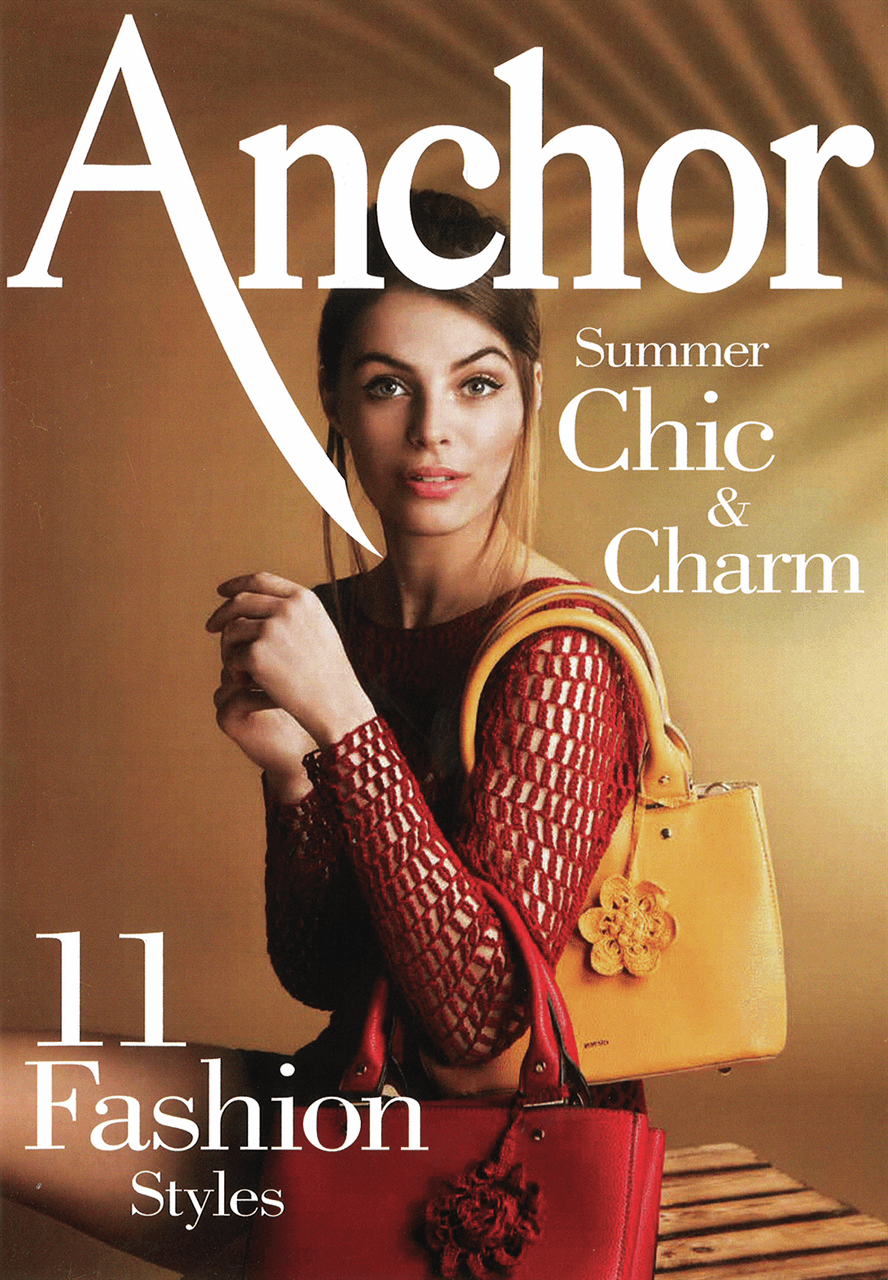 Picture of Pattern Magazine: Freccia: Summer Chic & Charm - 11 Fashion Styles
