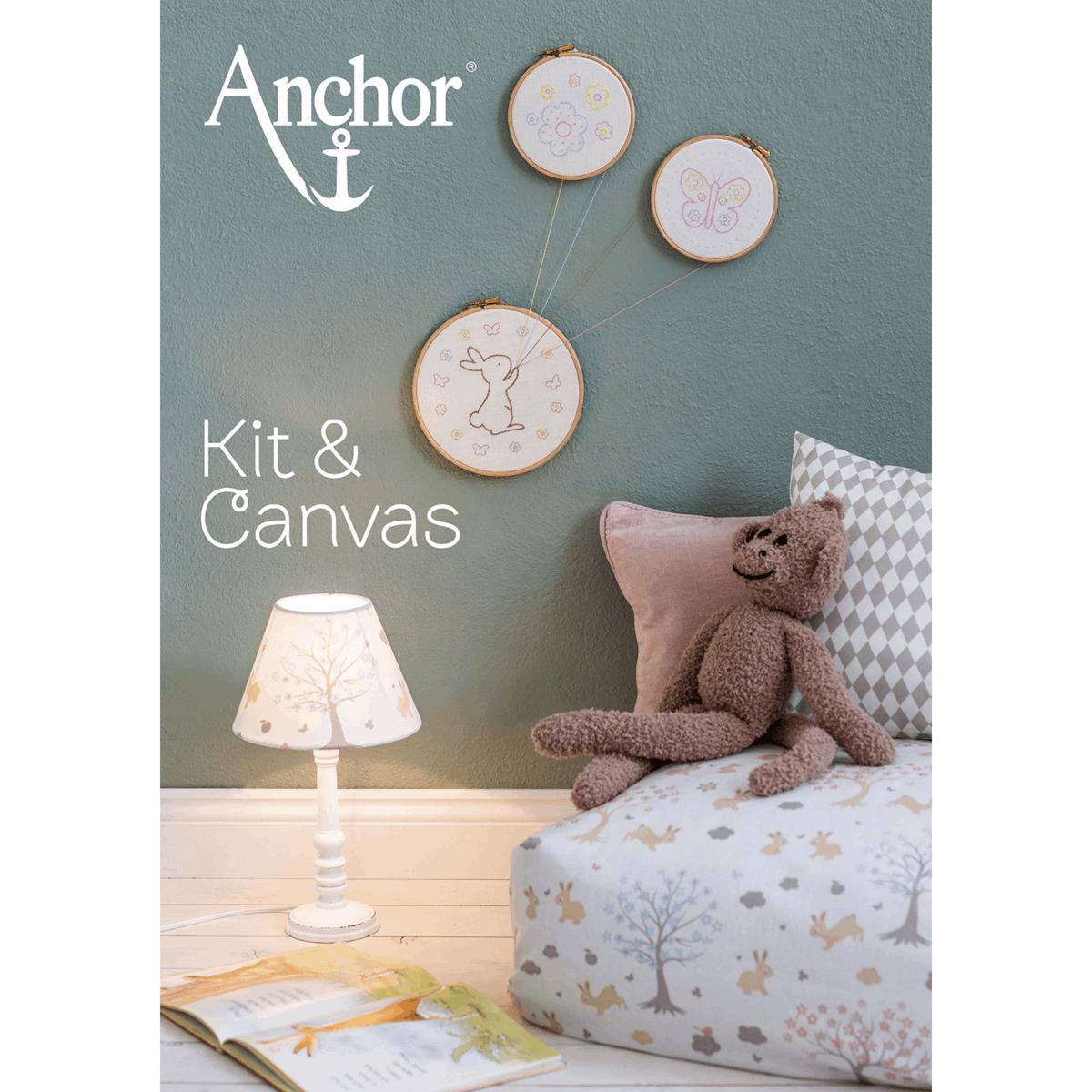 Picture of Anchor Kit & Canvas Catalogue: SS 2019