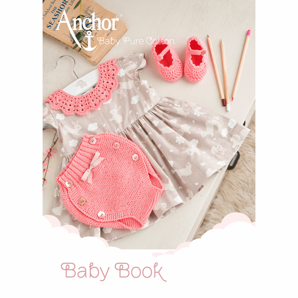 Picture of Pattern Book: Baby Pure Cotton: Baby Book