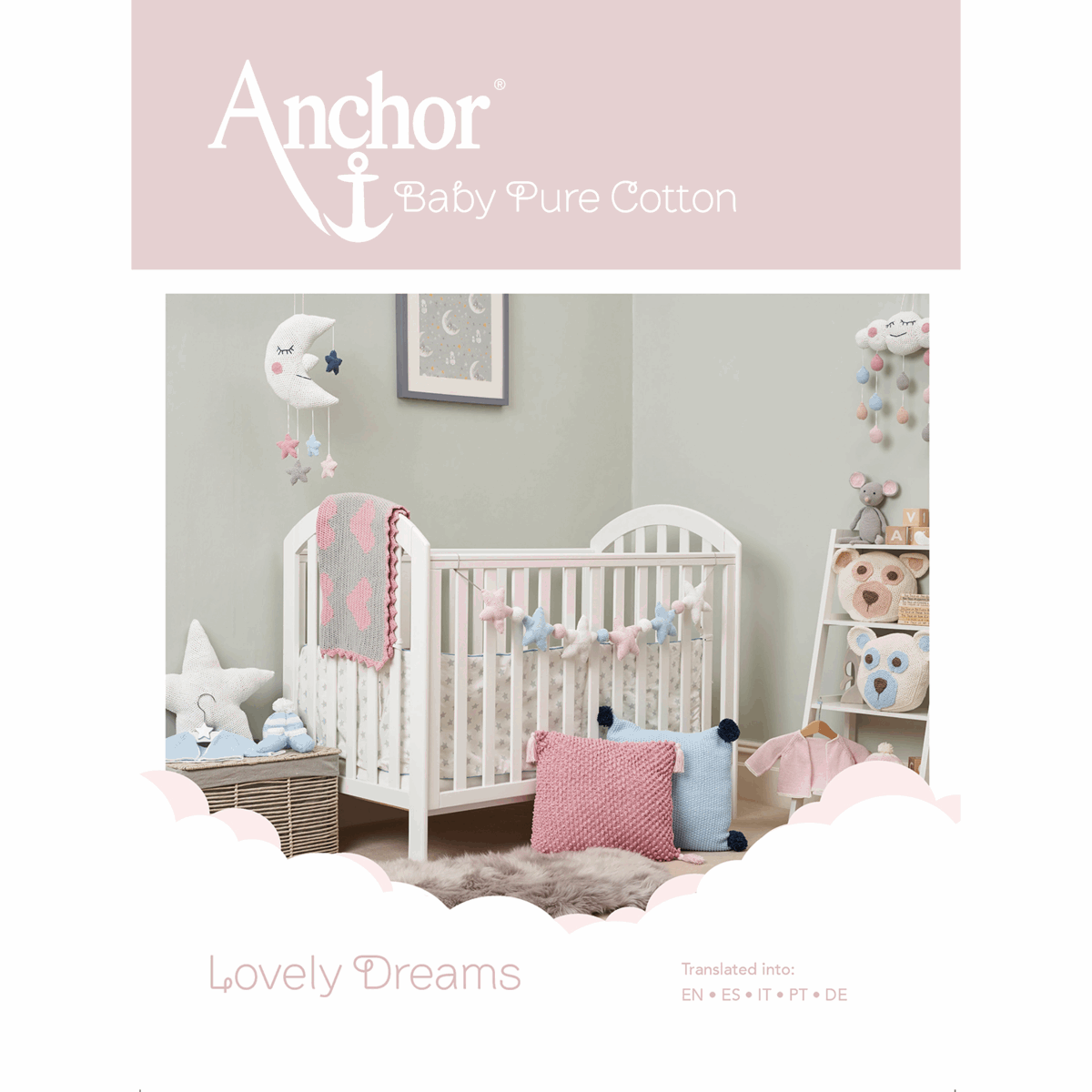 Picture of Pattern Book: Baby Pure Cotton: Lovely Dreams