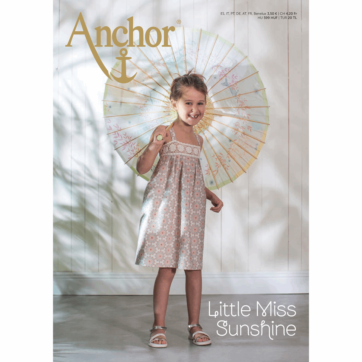 Picture of Magazine: Little Miss Sunshine: SS19