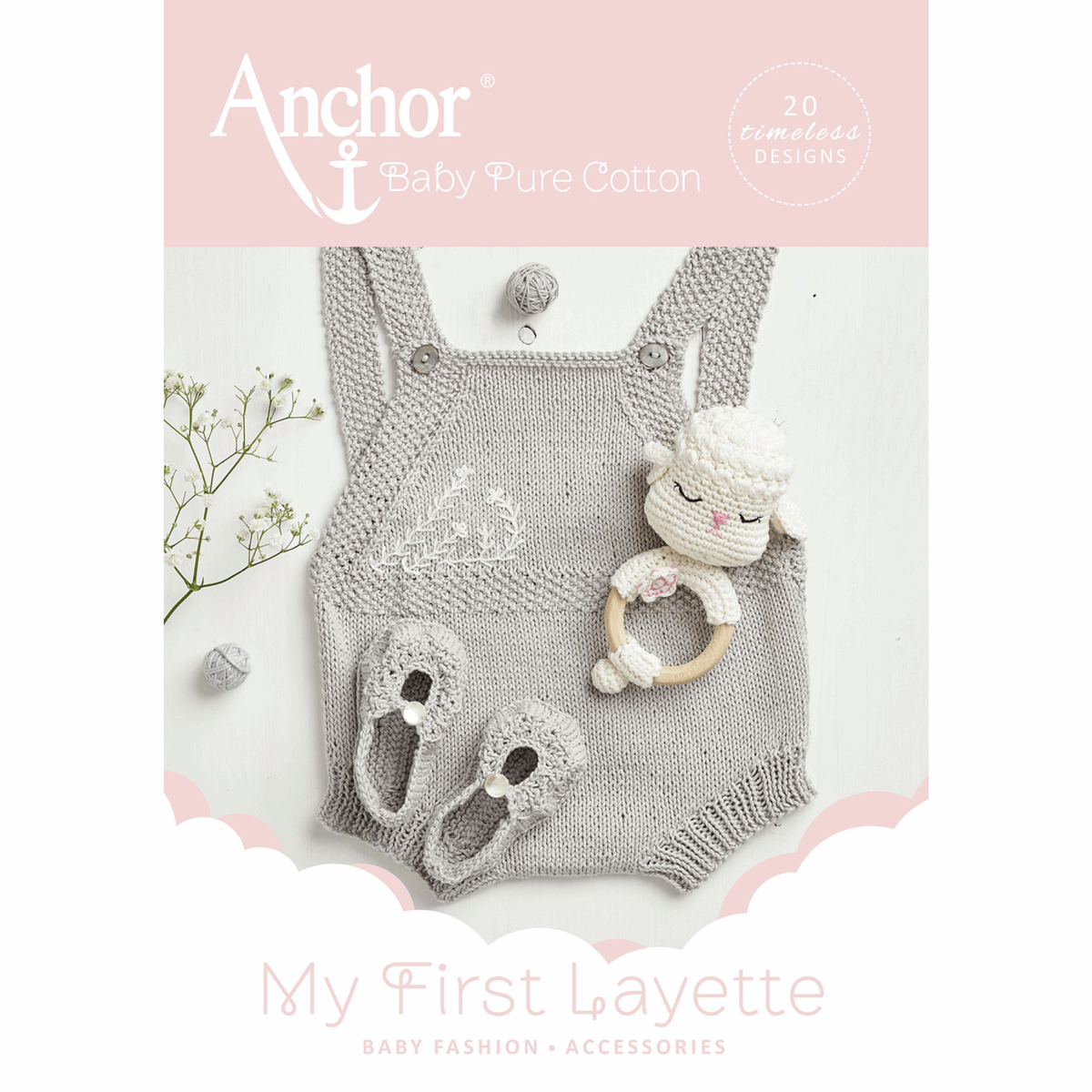 Picture of Pattern Book: Baby Pure Cotton: My First Layette