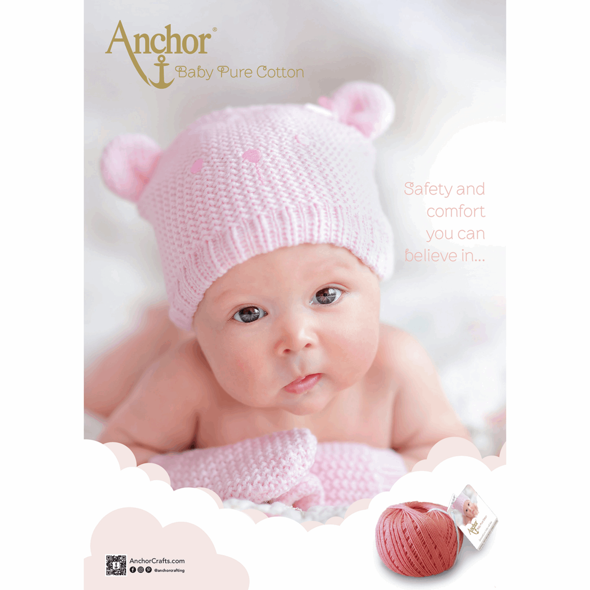 Picture of Poster: A1: Baby Pure Cotton: My First Layette