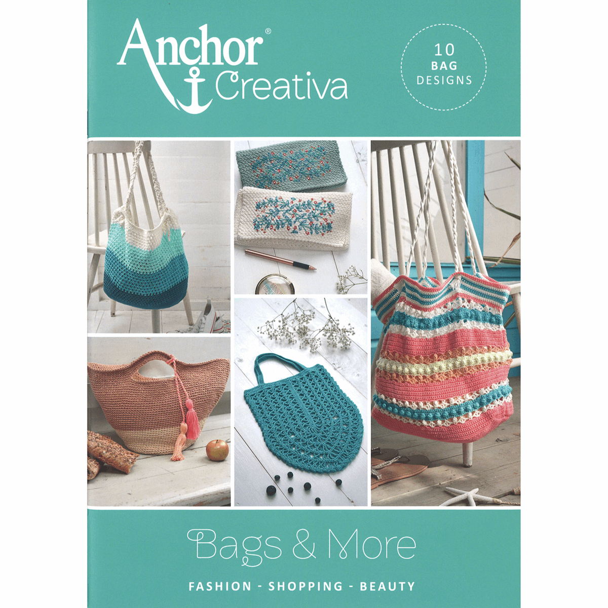 Picture of Book: Creativa: Bags & More