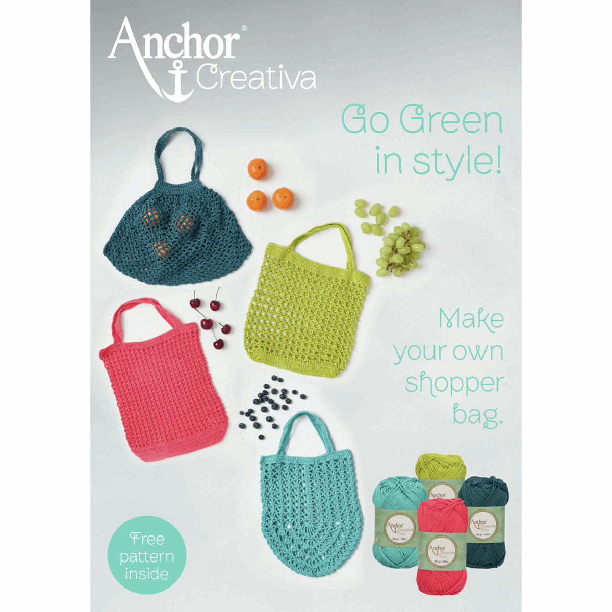 Picture of Consumer Leaflet: Creativa: Bags & More