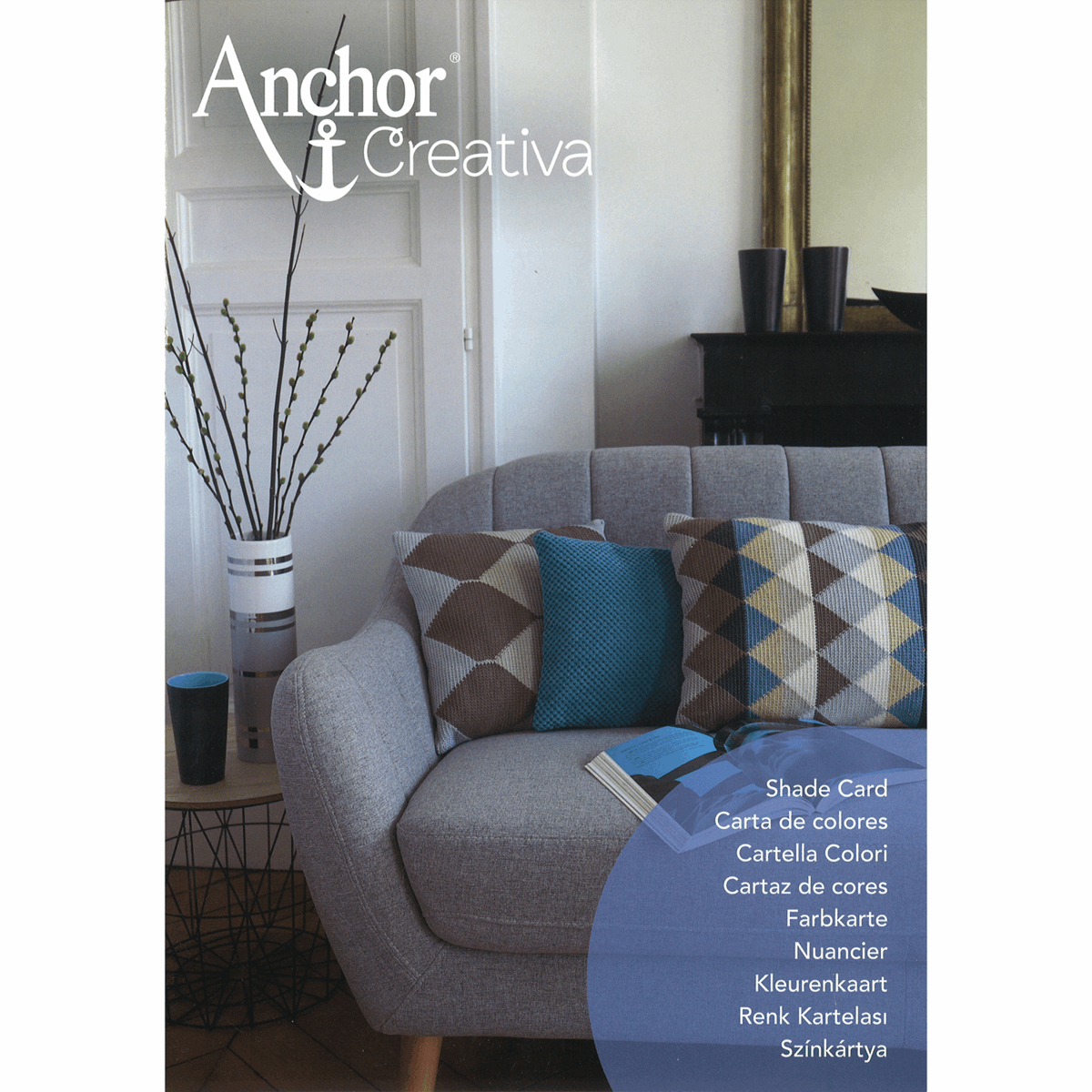 Picture of Anchor Creativa: 2019 Shade Card