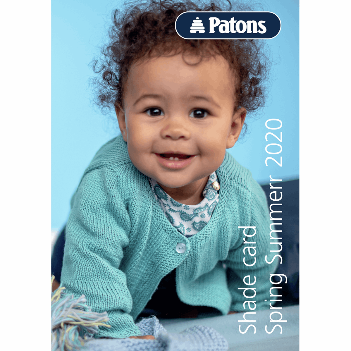 Picture of Patons Yarn: Shade Card: Spring Summer 2020
