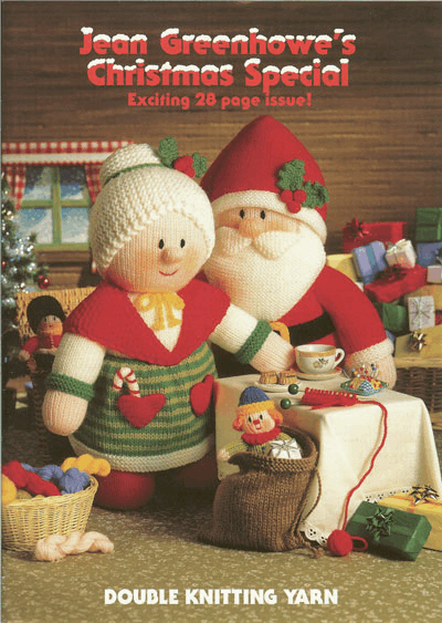 Picture of Patons Pattern Book: JG Christmas Special