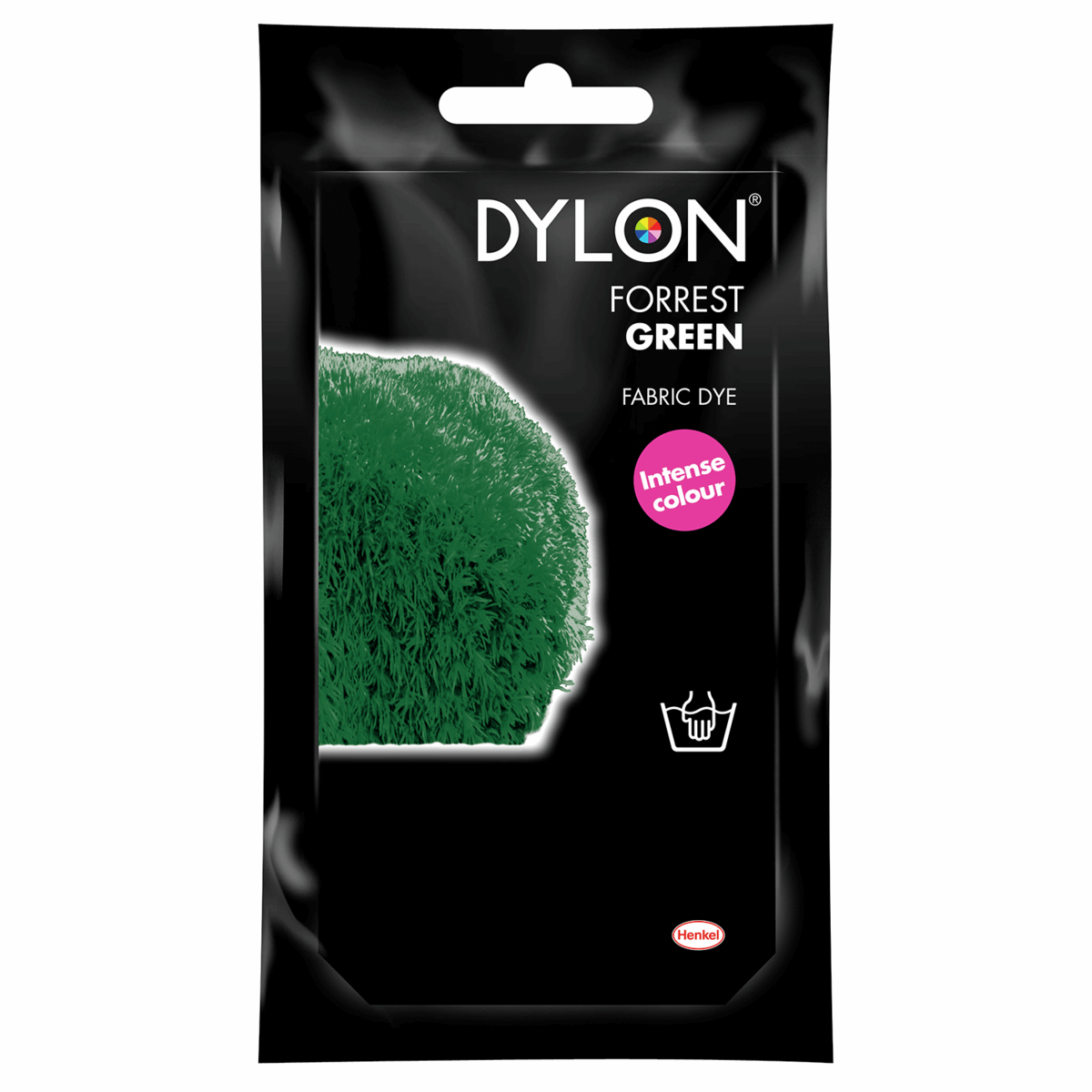 Picture of Hand Dye: 09 - Forest Green