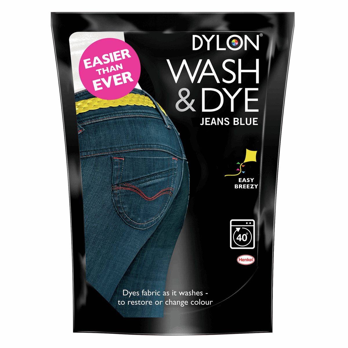 Picture of Wash & Dye: 03 - Jeans Blue