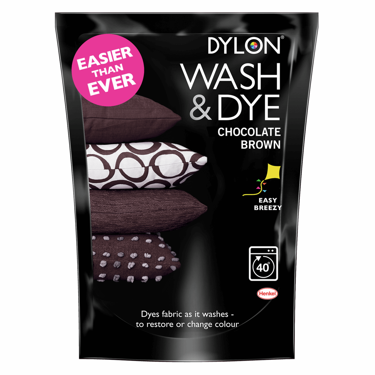 Picture of Wash & Dye: 04 - Chocolate