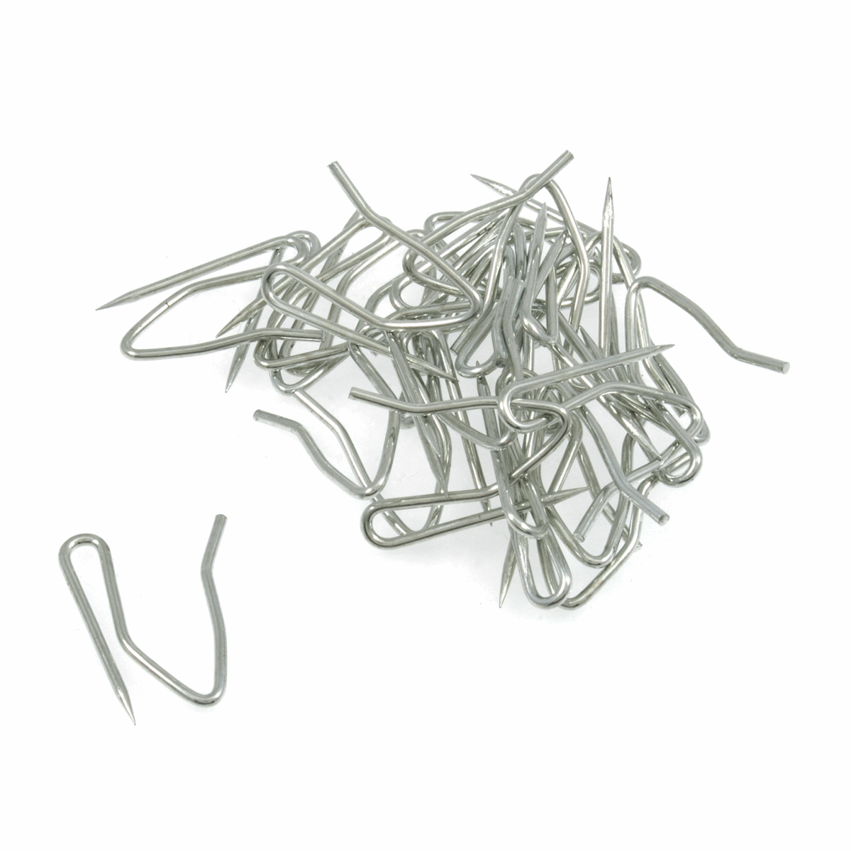 Picture of Pin Hooks: Pack of 25: Silver
