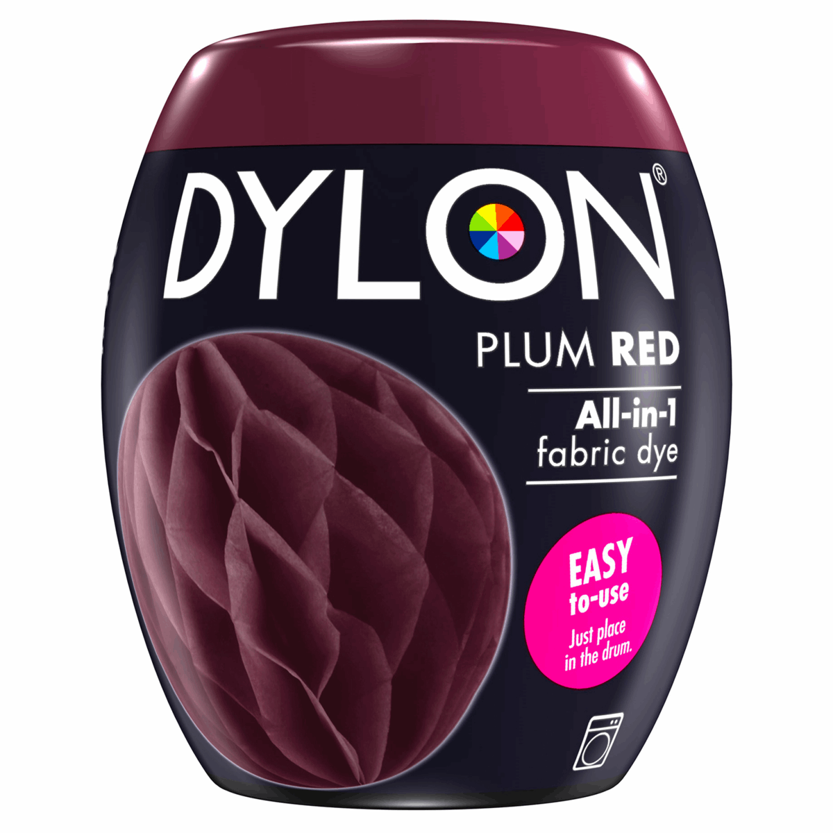 Picture of Machine Dye: Pod: 51 Plum Red