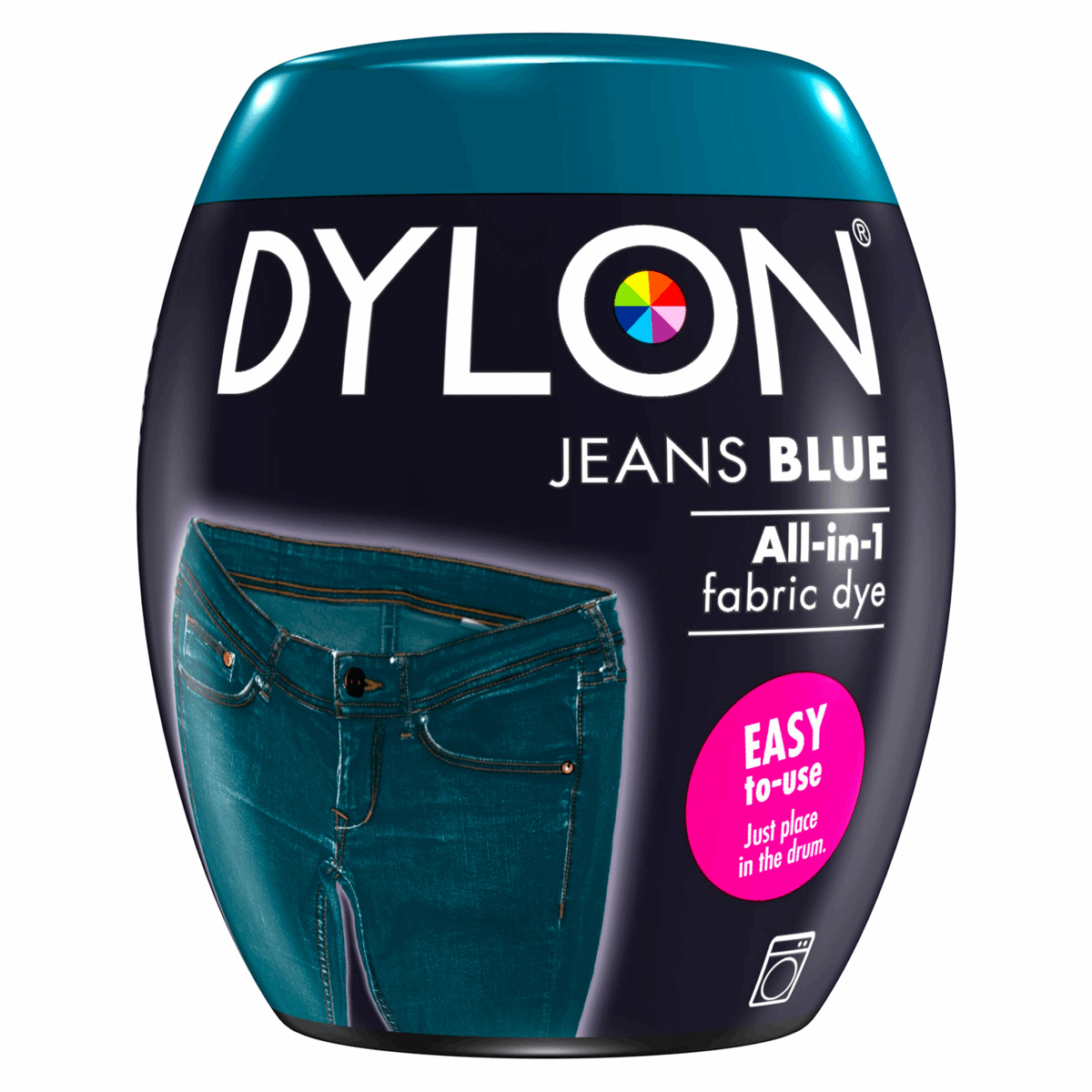 Picture of Machine Dye: Pod: 41 Jeans Blue