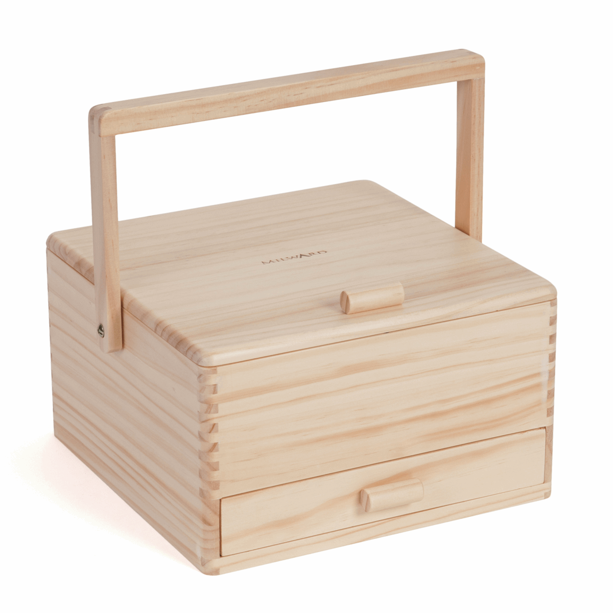 Picture of Sewing/Craft Box: with Drawer