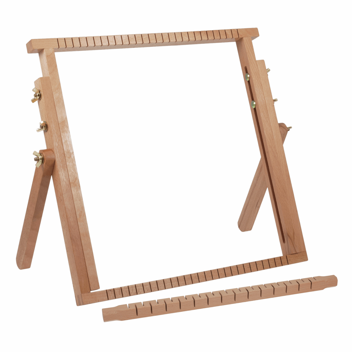 Picture of Weaving Loom: Extendable: Beech Wood