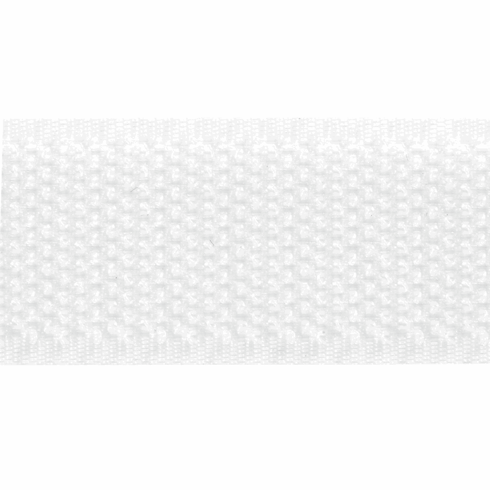 Picture of Hook & Loop Tape: Sew-On: Hook: 25m x 50mm: White