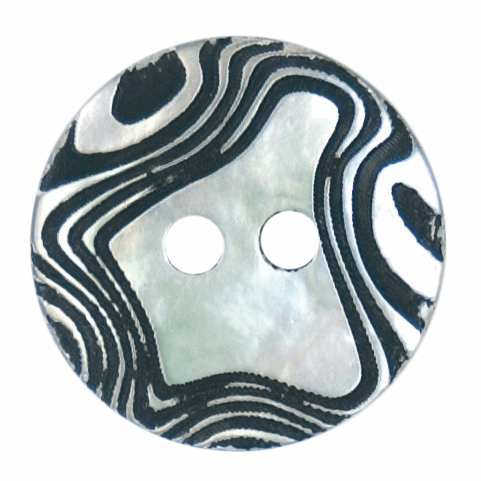 Picture of ABC Loose Buttons: Size 15mm: Pack of 25: Code D