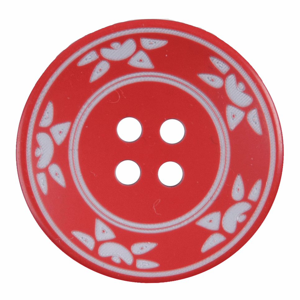 Picture of ABC Loose Buttons: Size 25mm: Pack of 15: Code B