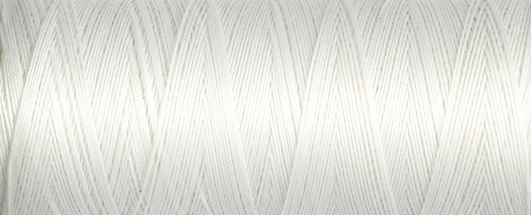 Picture of Natural Cotton Thread 100m: 5709 (White)