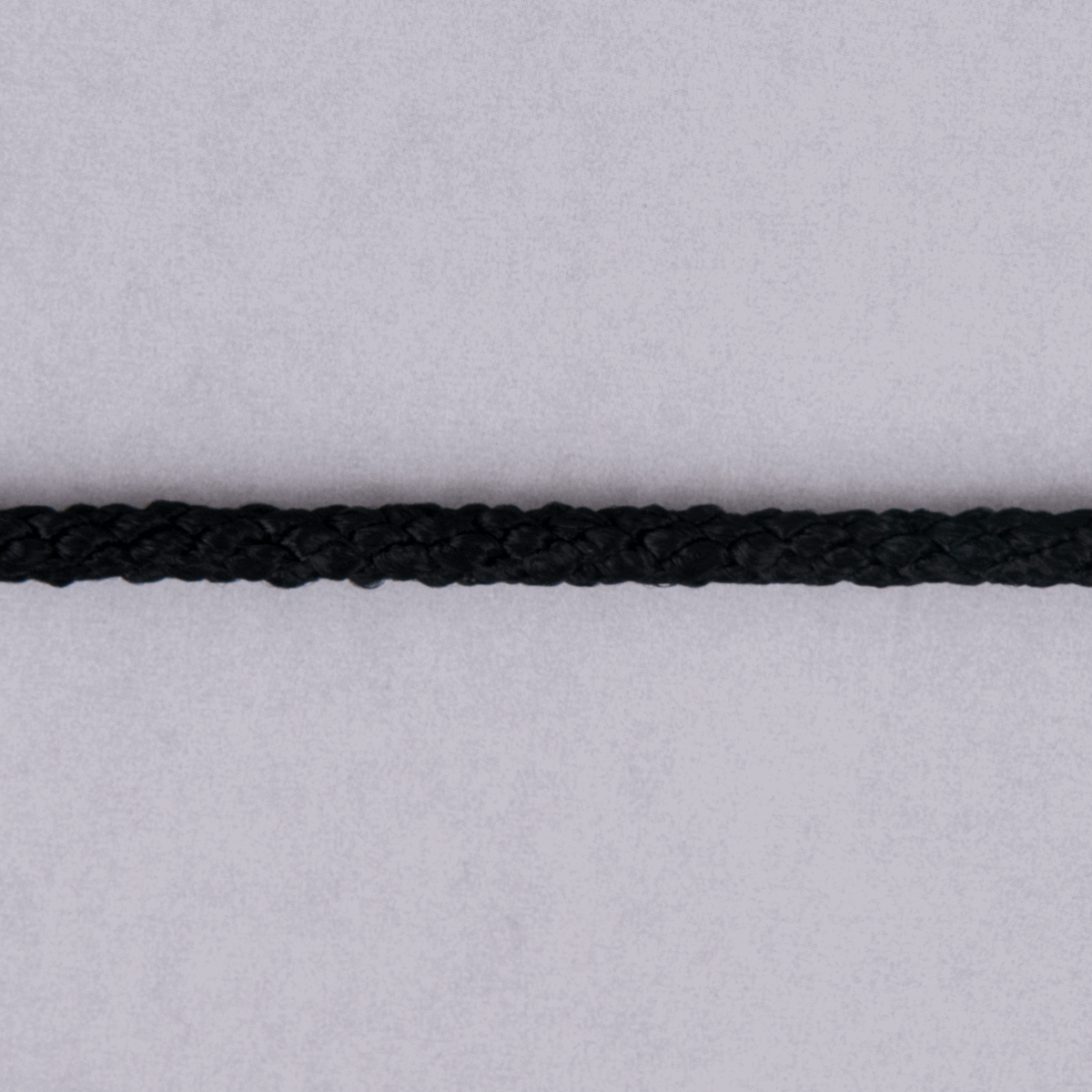 Picture of Cord: Lacing: 50m x 3mm: Black