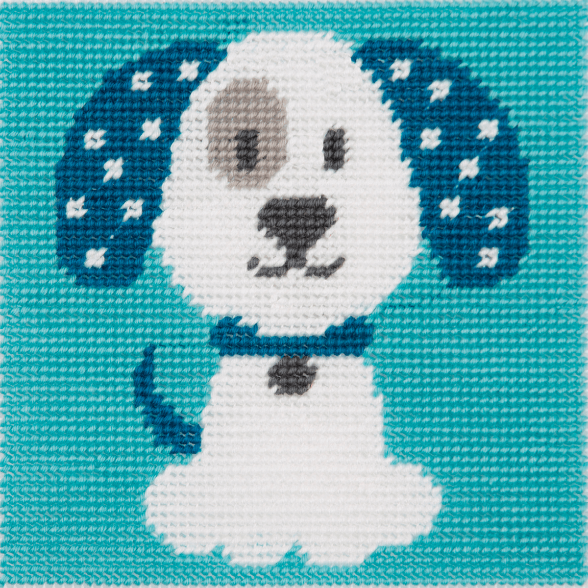 Picture of Tapestry Kit: 1st Kit: Puppy Love