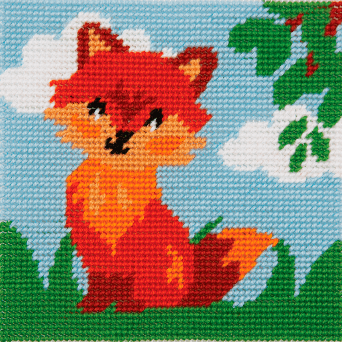 Picture of Tapestry Kit: 1st Kit: Friendly Fox