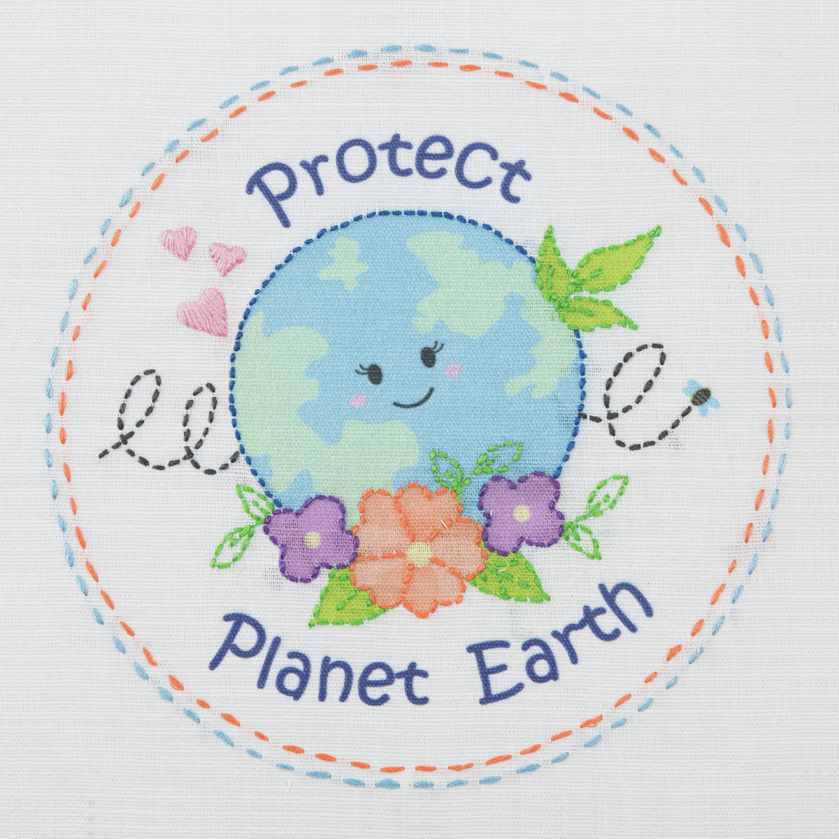 Picture of Embroidery Kit: 1st Kit: Love Earth