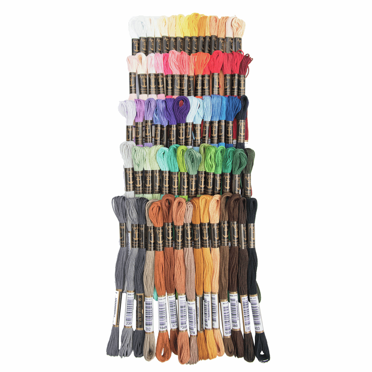 Picture of Stranded Cotton: 72 Skein Stand Filling