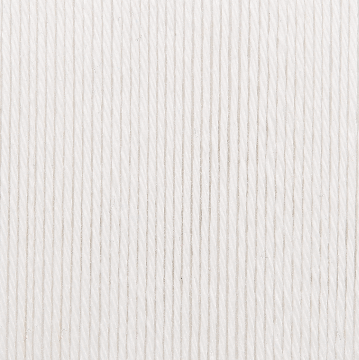 Picture of Organic Cotton: 10 x 50g: Snowy White