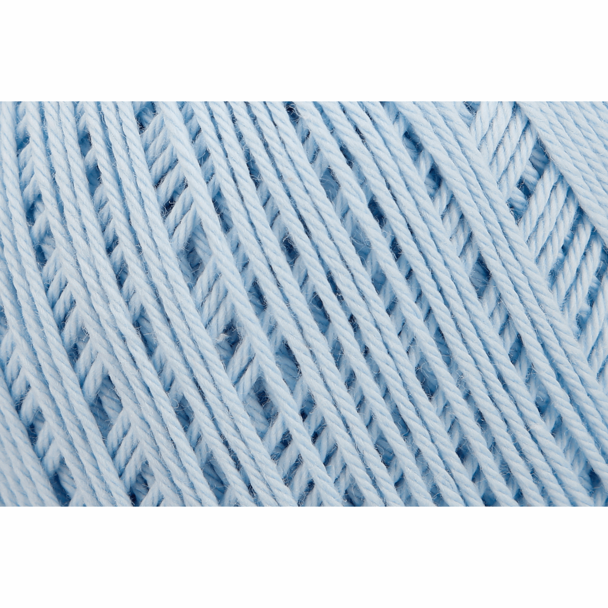 Picture of Baby Pure Cotton: 10 x 50g: Pale Blue