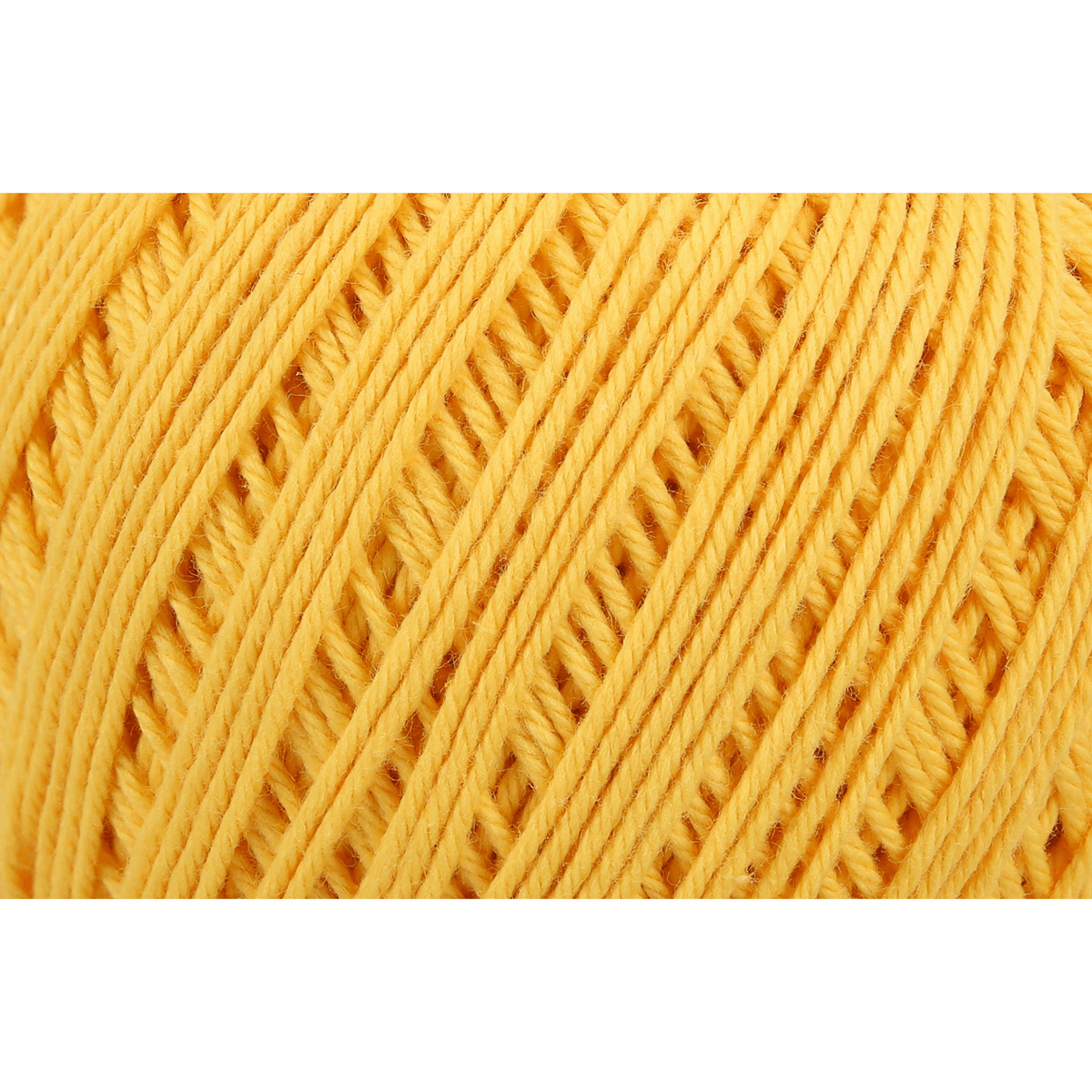 Picture of Baby Pure Cotton: 10 x 50g: Lemon Yellow