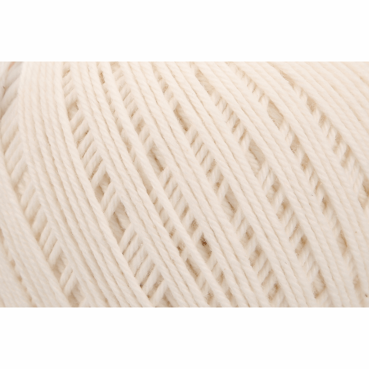 Picture of Pure Baby Cotton: 10 x 50g: White