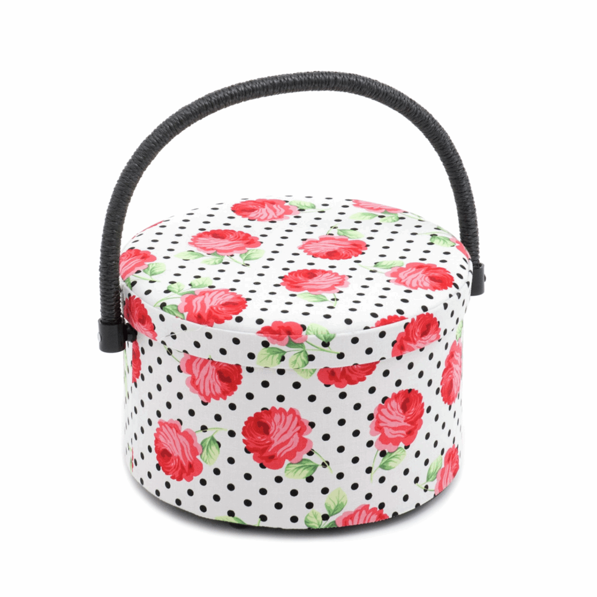 Picture of S&W Collection: Sewing Box: Round: Scarlette