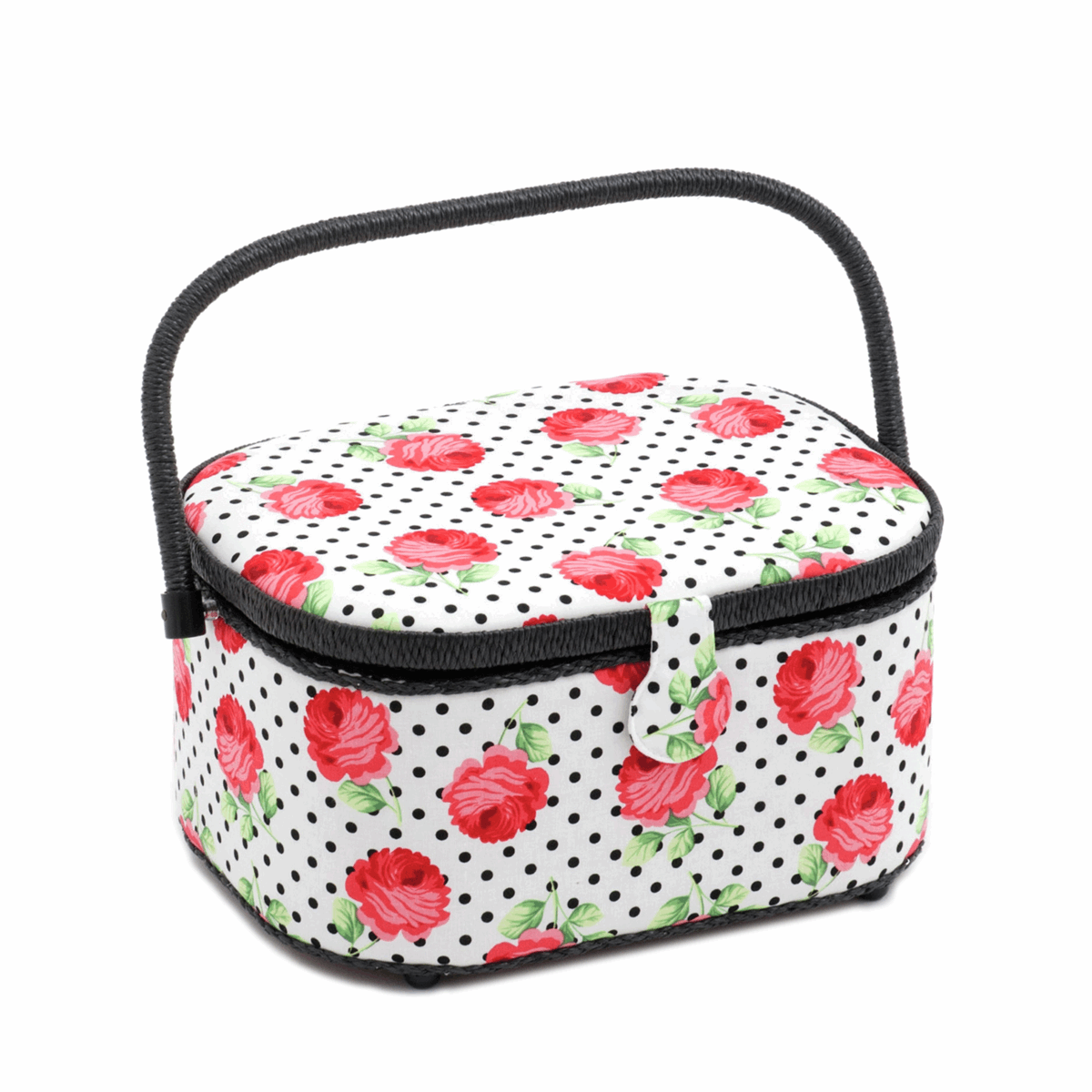 Picture of S&W Collection: Sewing Box (L) Oval : Scarlette