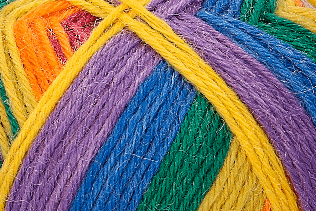 Picture of Pairfect: Rainbow: Color: 6 Ply: 5 x 150g: Rain