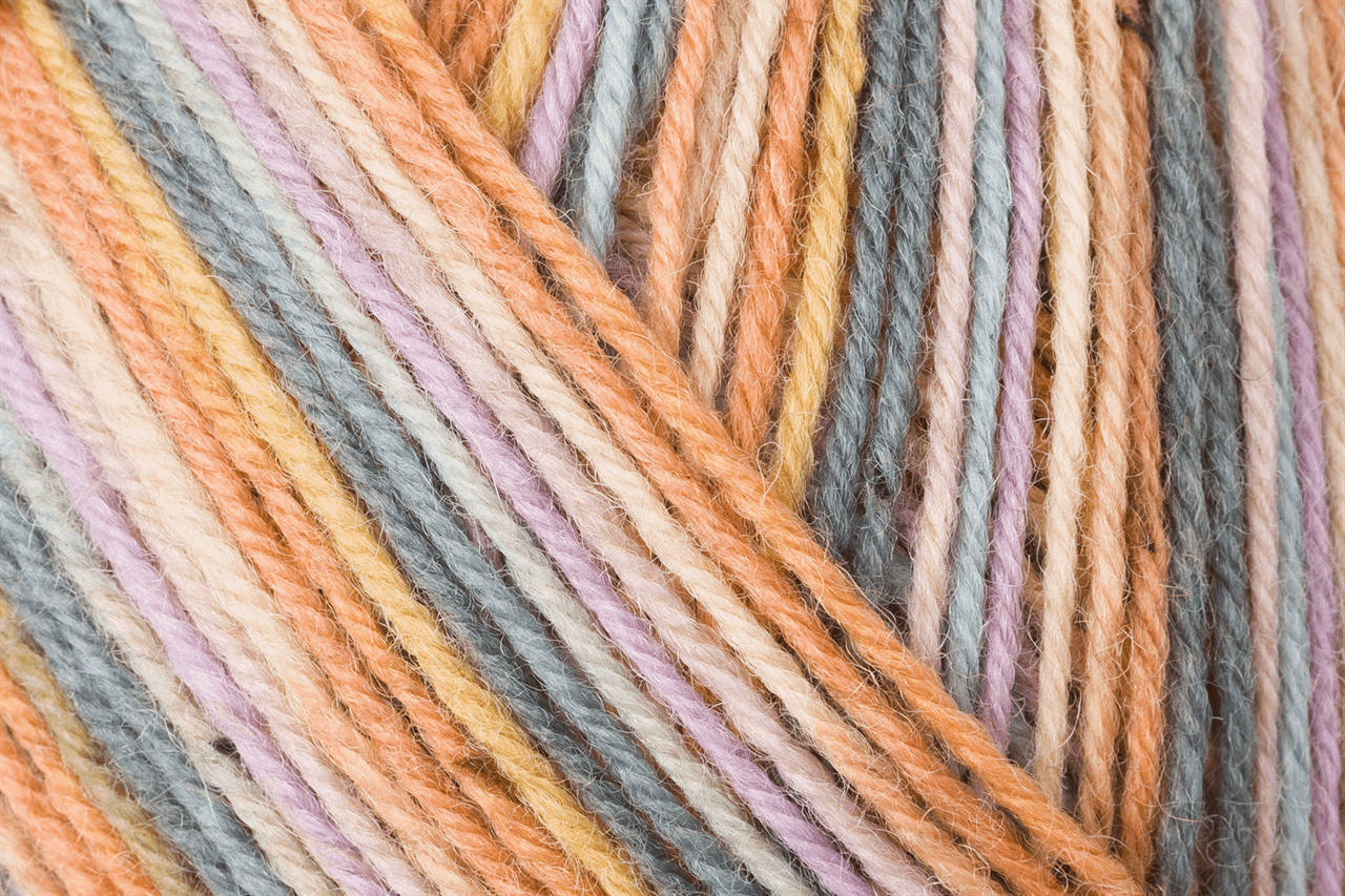 Picture of Tweed Color: 4 Ply: 5 x 100g: Frost