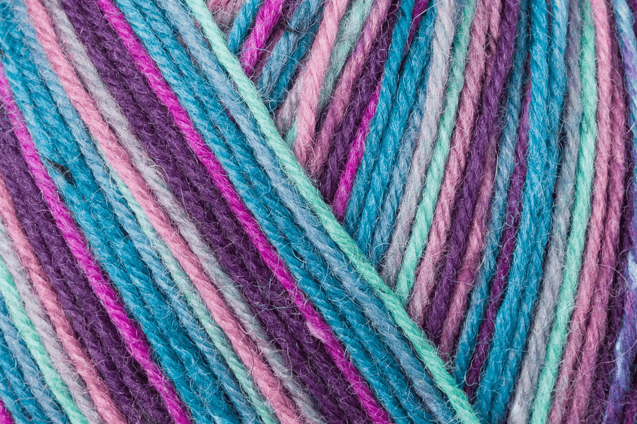 Picture of Tweed Color: 4 Ply: 5 x 100g: Schneeflocke