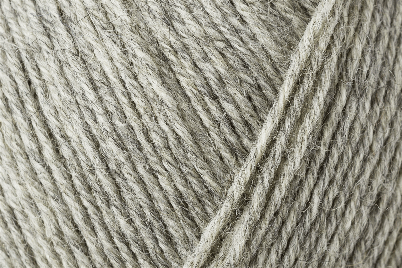 Picture of Uni: 4 Ply: 10 x 100g: Flanell Meliert