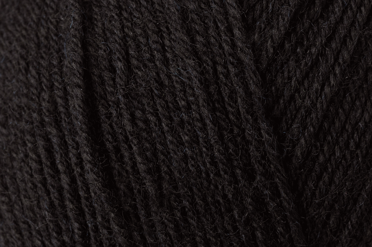 Picture of Uni: 4 Ply: 10 x 100g: Schwarz