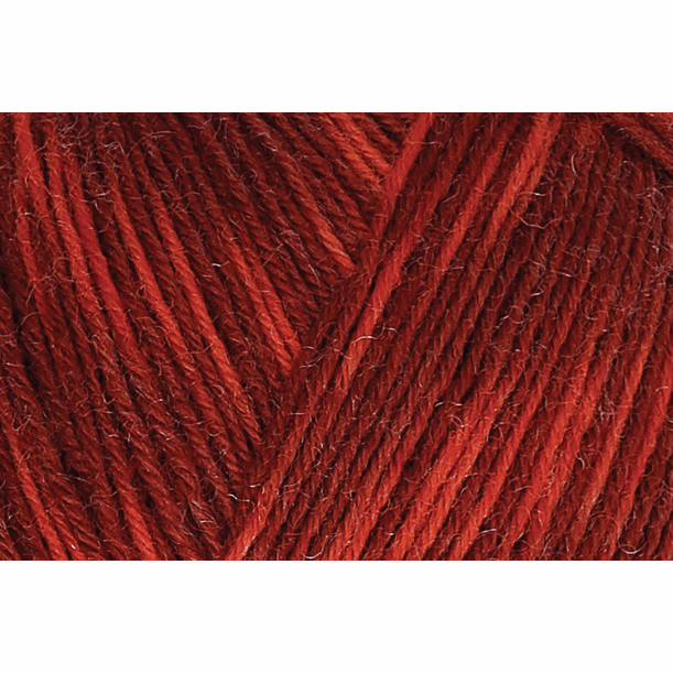 Picture of Color: 4 Ply: 10 x 100g: Red Cube Color
