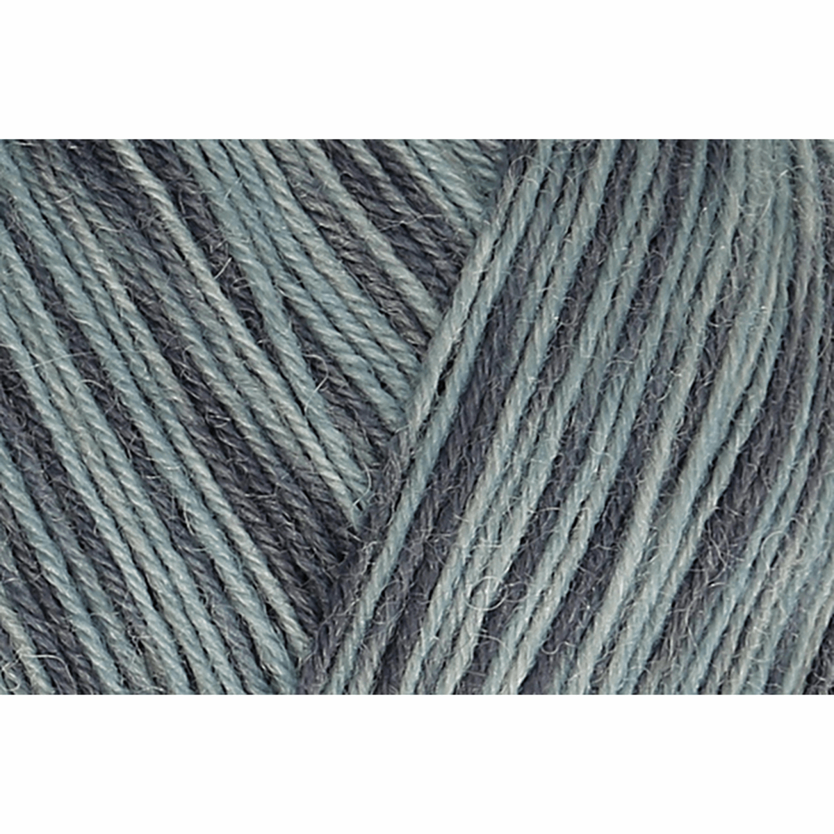 Picture of Color: 4 Ply: 10 x 100g: Grey Cube Color
