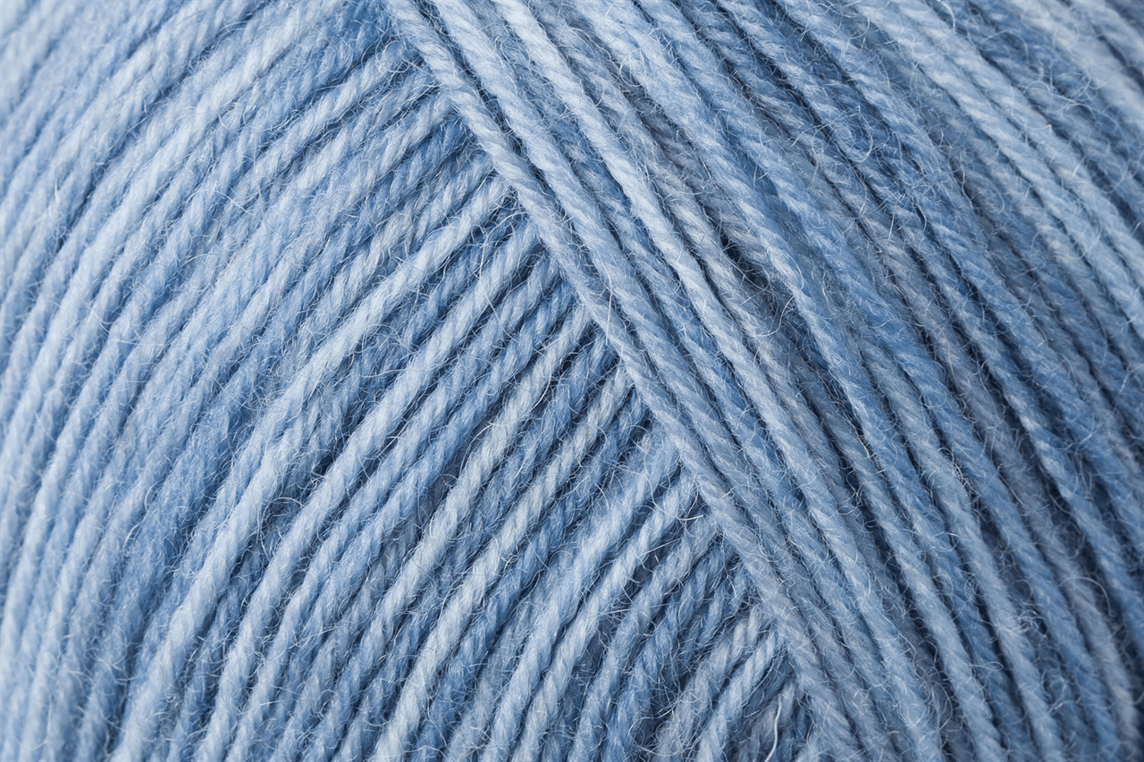 Picture of Color: 4 Ply: 10 x 100g: Rauchblau