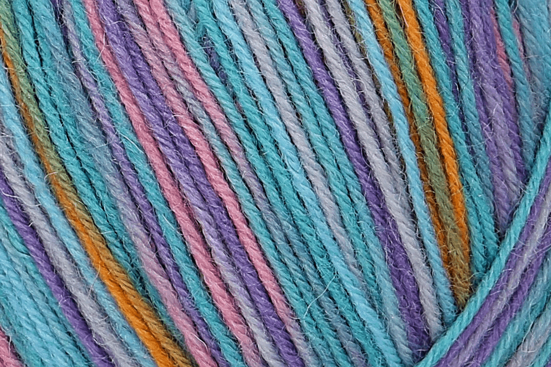 Picture of Color: 4 Ply: 10 x 100g: Rock in Rio