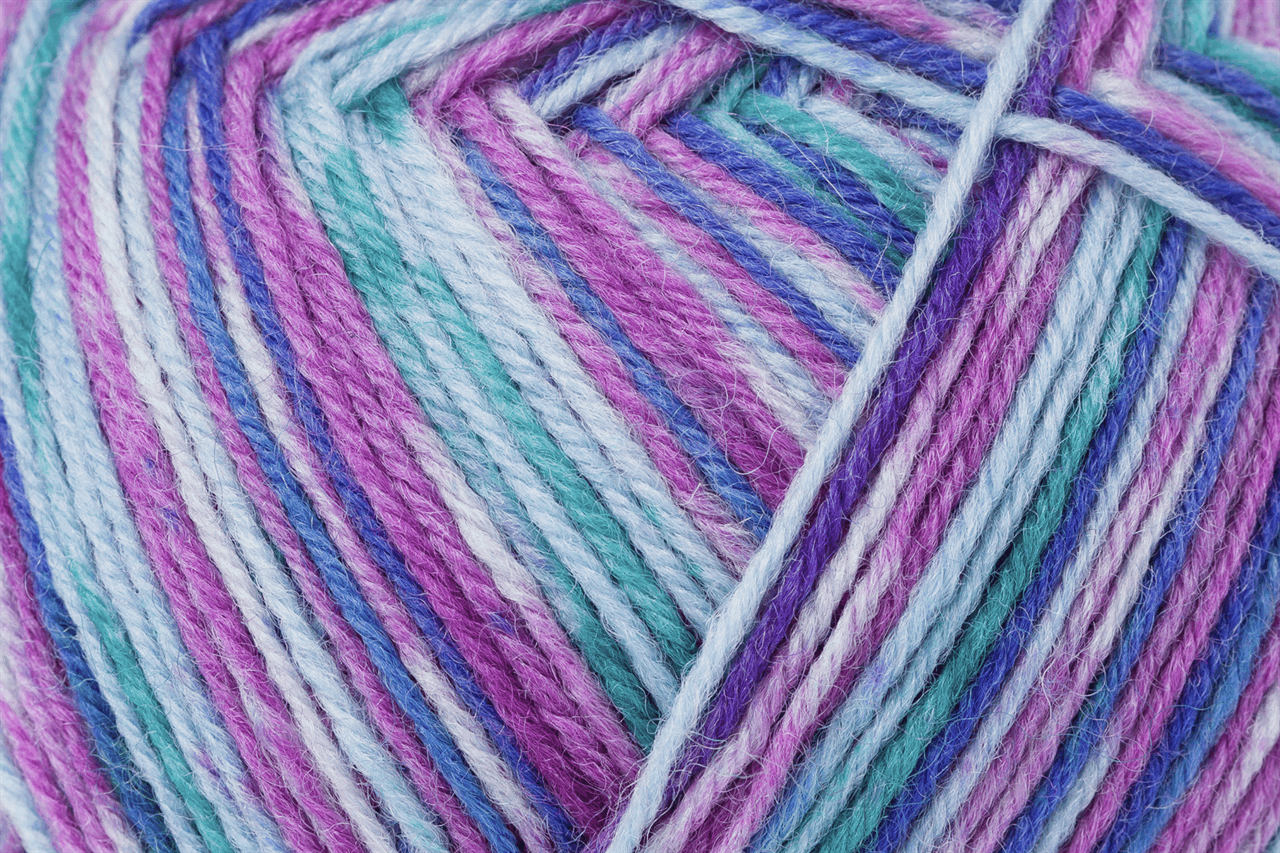 Picture of Design Line - Arne & Carlos: Color: 4 Ply: 5 x 100g: Star Night