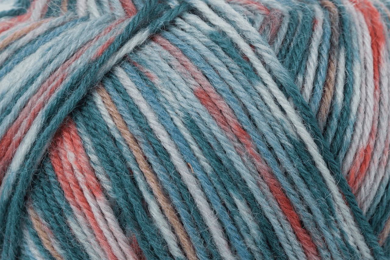 Picture of Design Line - Arne & Carlos: Color: 4 Ply: 5 x 100g: Summer Night