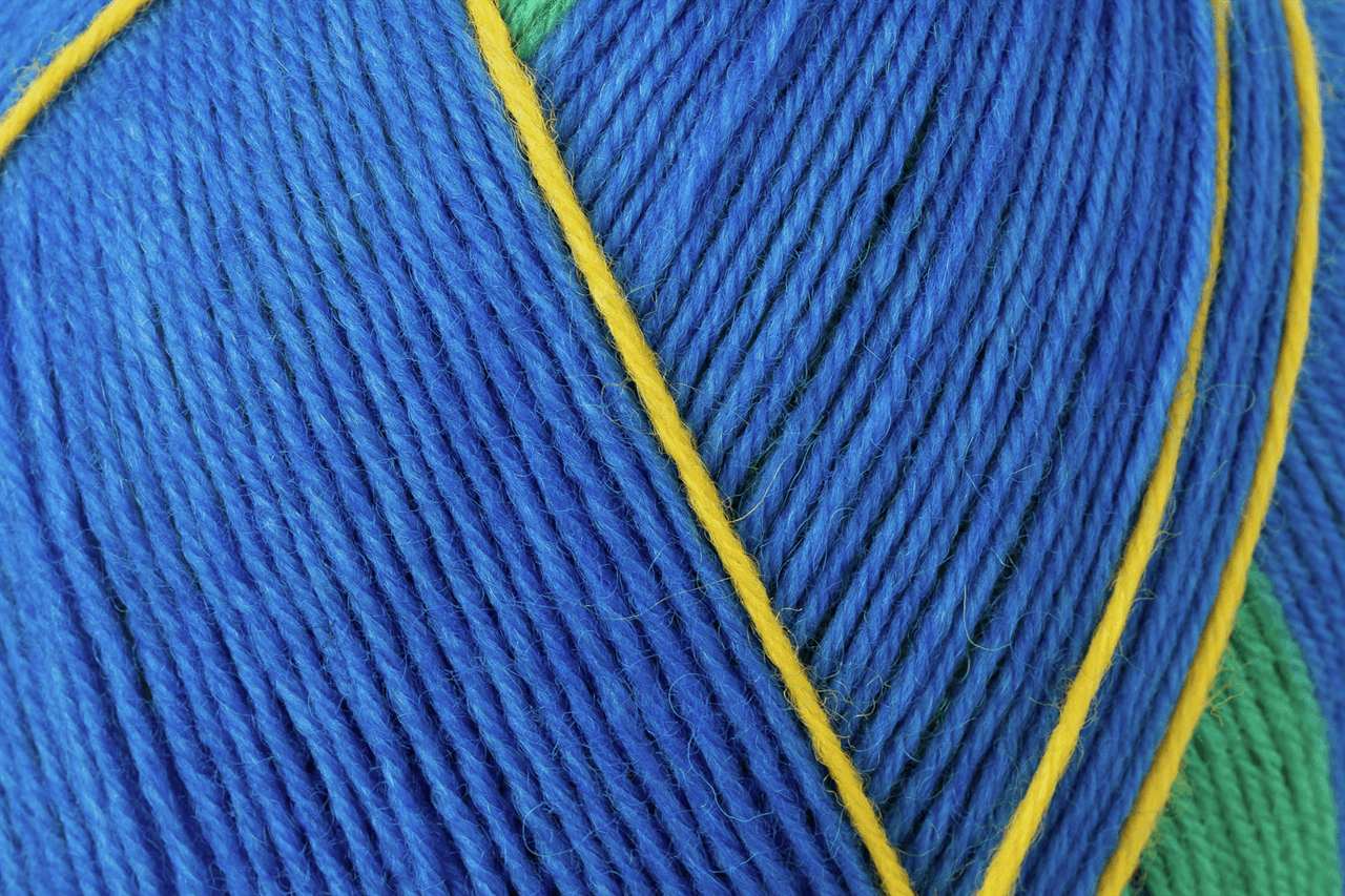 Picture of Design Line - Arne & Carlos: 4 Ply: Pairfect: Edition 4: 5 x 100g: Fossheim