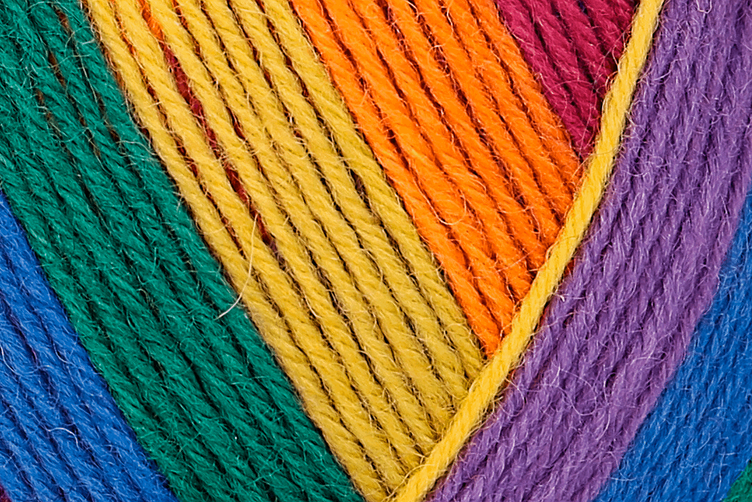 Picture of Pairfect: Edition 1: Color: 4 Ply: 10 x 100g: Rainbow