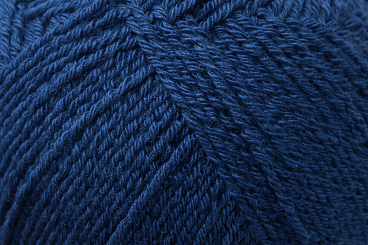 Picture of Cotton Denim: Uni: 5 x 100g: Blue Jeans