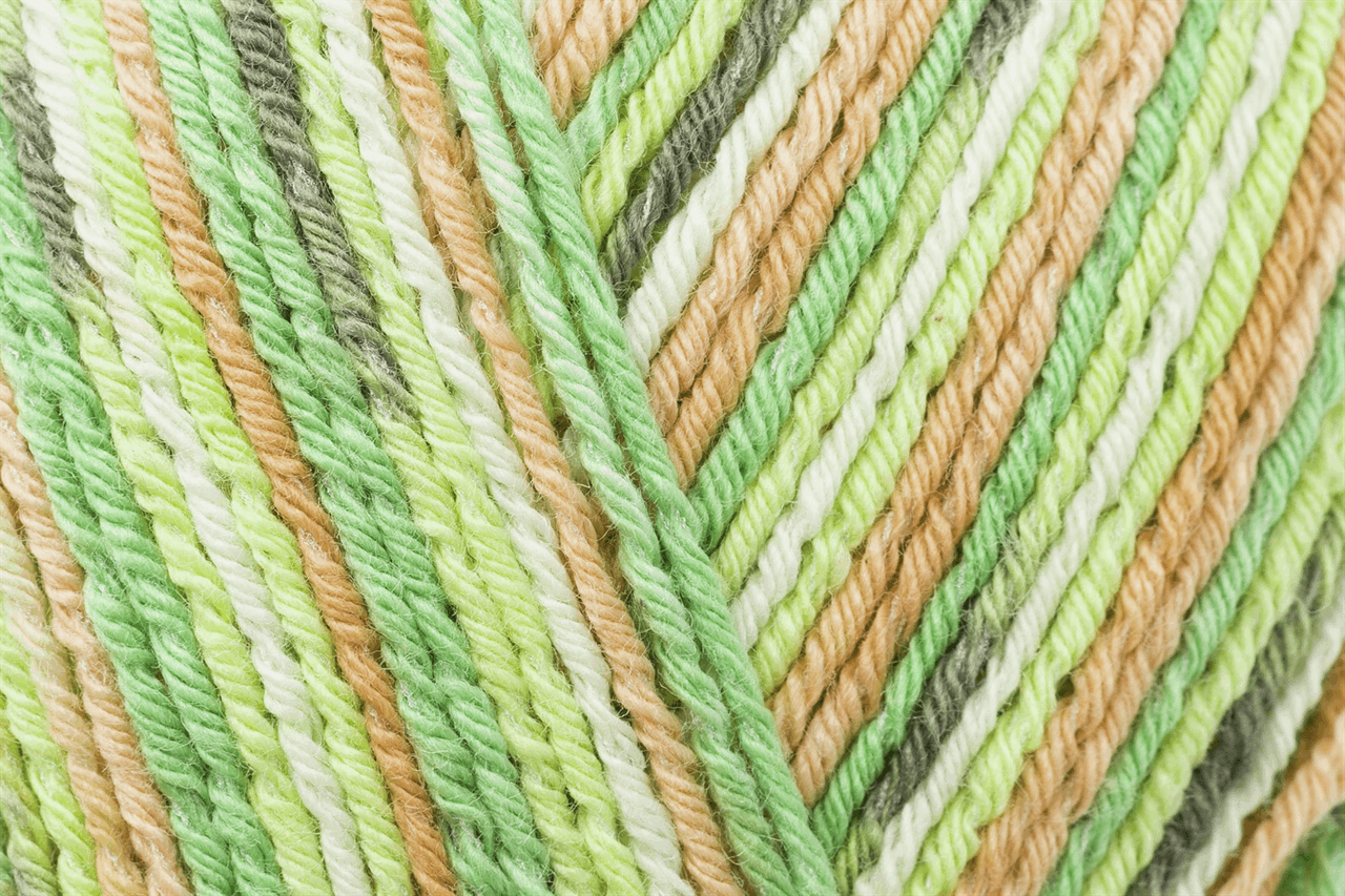 Picture of Cotton Color: Tuttifruitti: 5 x 100g: Kiwi